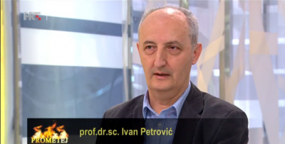 Prof. Ivan Petrović on Croatian...