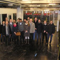 SafeLog Kick-off meeting and visit to...