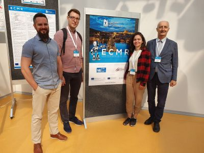 LAMOR@ECMR 2019, Prague, Czech Republic