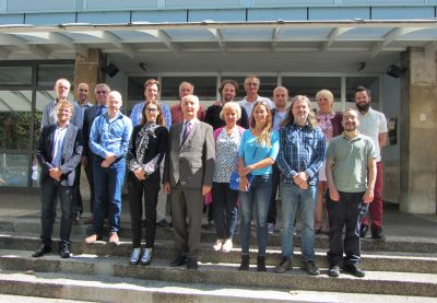 AROSS kick-off meeting at UNIZG-FER