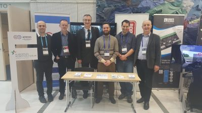 LAMOR at European Robotics Forum 2018...